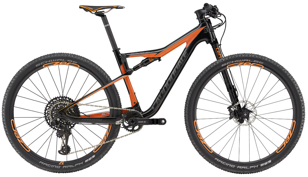 Cannondale Scalpel Si Eagle