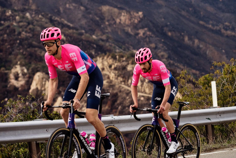 EF Pro Cycling: Výrazný nový směr