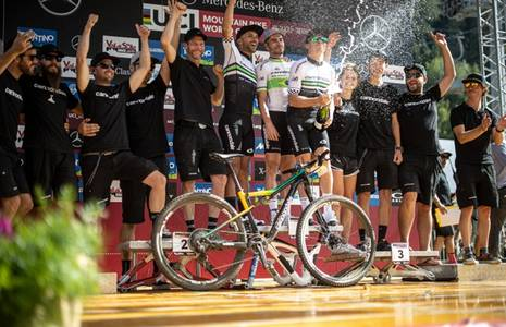 Cannondale Factory Racing Team – video highlights 2019
