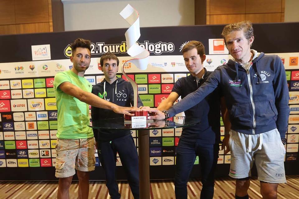 Cannondale - Garmin na 72. Tour de Pologne 2015