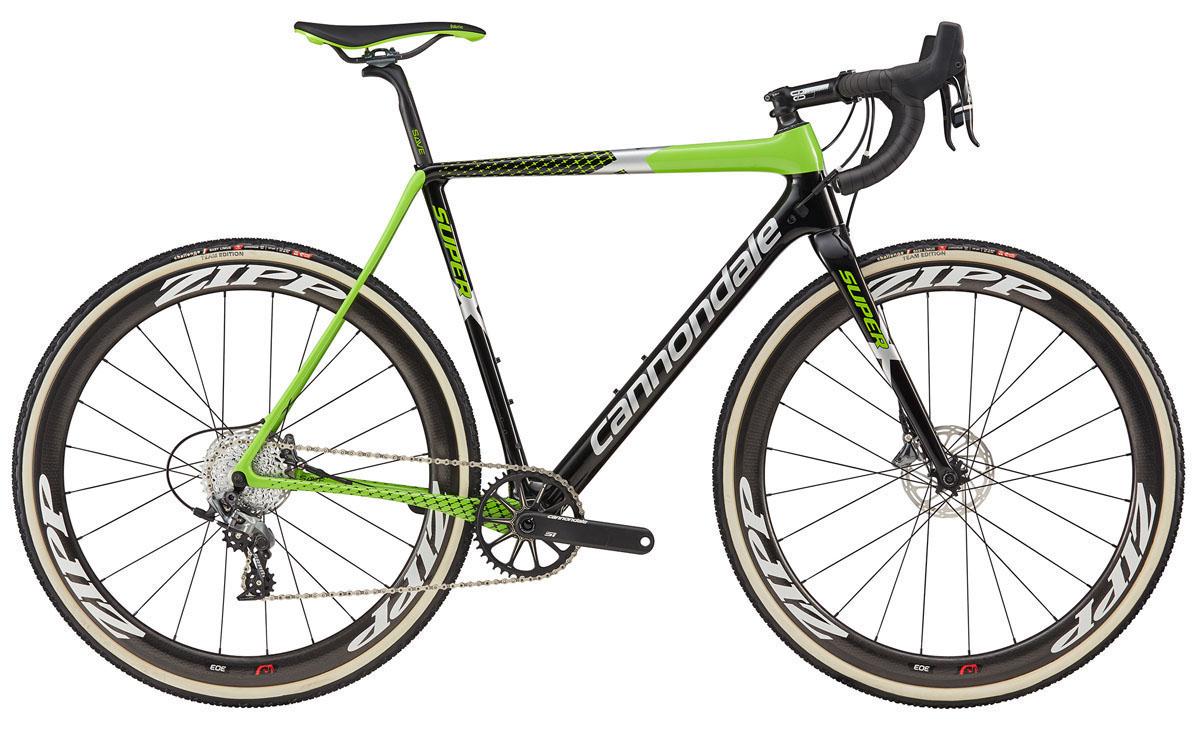 Cannondale představil nová cyklokrosová kola SuperX a CAADX