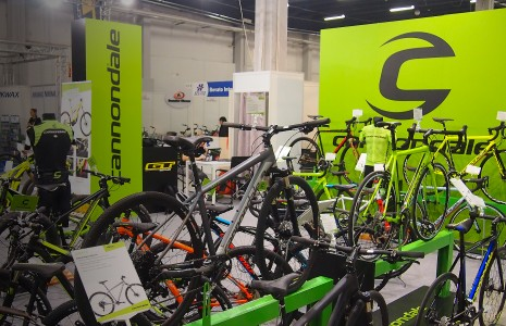 Cannondale na veletrhu For Bikes 2017