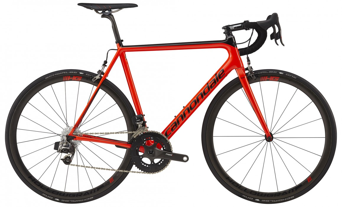 SuperSix EVO Hi-Mod Red eTap -