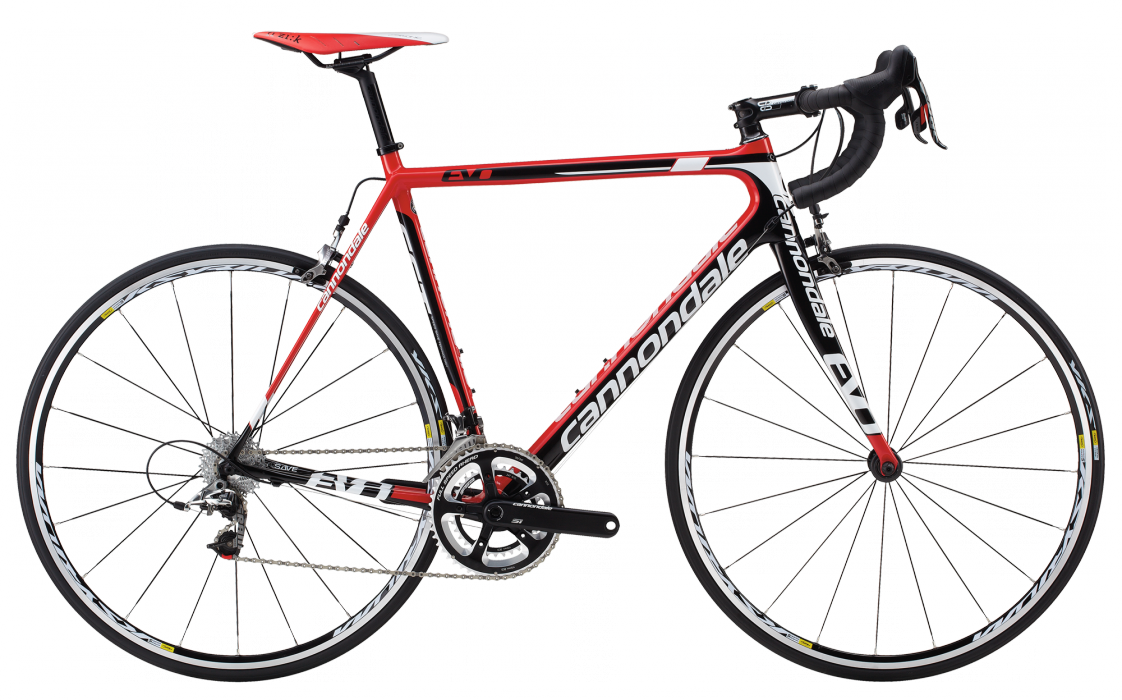 SuperSix EVO RED -
