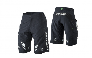 Performance 2 Bib Shorts Printed -